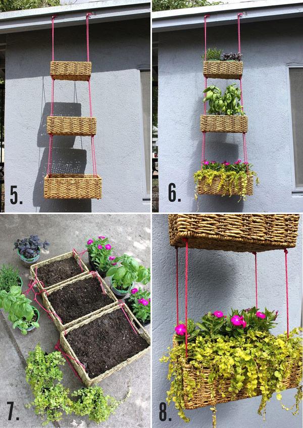 mini jardim japones passo a passoComo Fazer Um Jardim Suspenso Com
